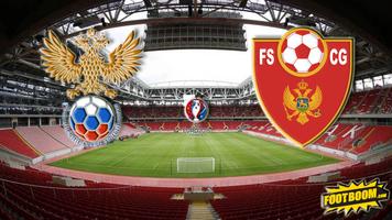 Отбор к Евро-2016. Россия - Черногория 2:0 (Видео)