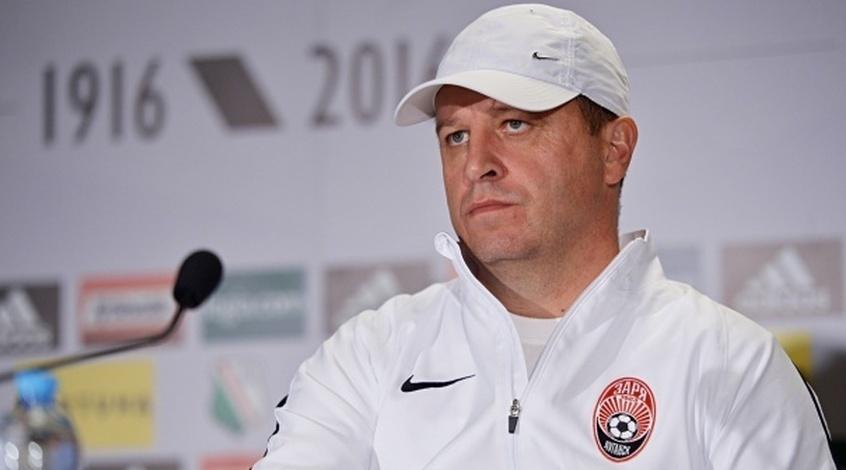 Кайрат желает видеть Вернидуба основным тренером