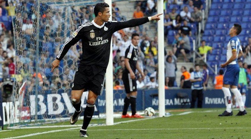 """Криштиану Роналду: """"Моя мечта - закончить карьеру в """"Реале"""""""