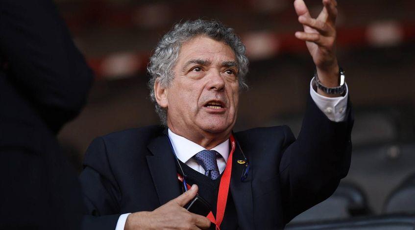 Вице-президент УЕФА Анхель Мария Вильяр может быть отстранен от футбольной деятельности
