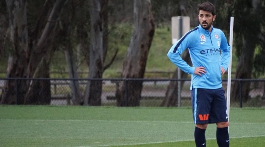 Давид Вилья получил повреждение и не поможет сборной Испании