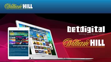 William Hill и Betdigital подписали контракт
