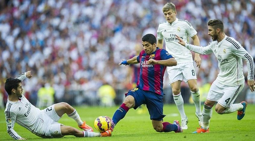 """""""Реал"""" пытался надавить на арбитров, которые будут обслуживать испанское """"класико"""""""