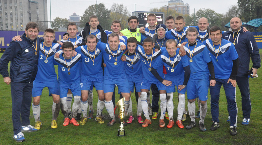Всеукраинскую студенческой Универсиаду выиграли сумчане (+Фото)