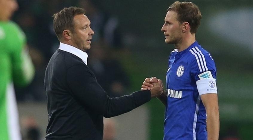 """Тренер """"Шальке"""": """"Йоханнес Гайс – очень корректный игрок"""""""
