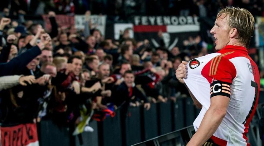 Дирк Кёйт забил 300-й гол в карьере и стал самым возрастным автором гола в Эредивизи с сезона 1959/60