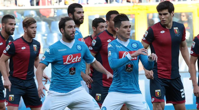 """В матче с """"Наполи"""" Гасперини произвёл три вынужденные замены"""