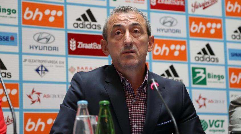 """Мехмед Баждаревич: """"Мы планировали сыграть с большим азартом"""""""