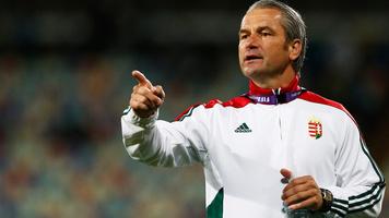Официально: Бернд Шторк уволен с поста главного тренера сборной Венгрии
