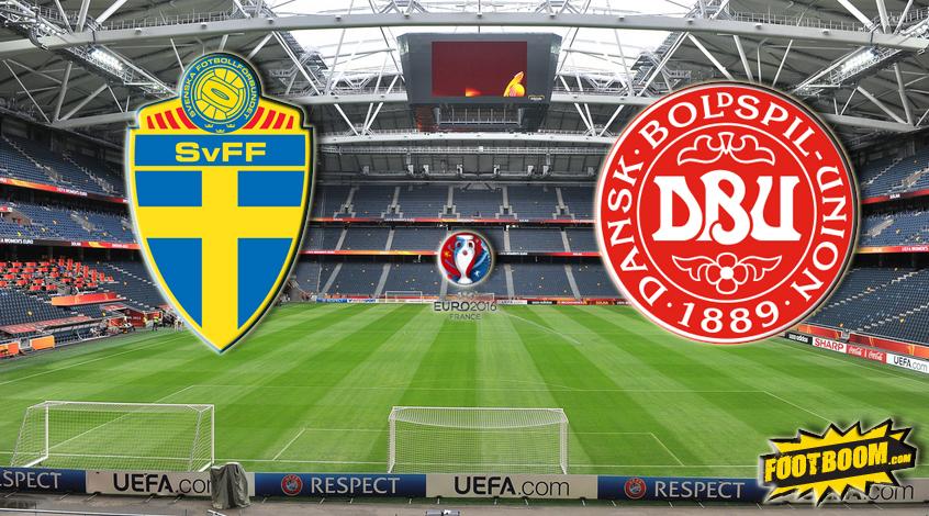 Прогноз Goal.com: Швеция обыграет Данию