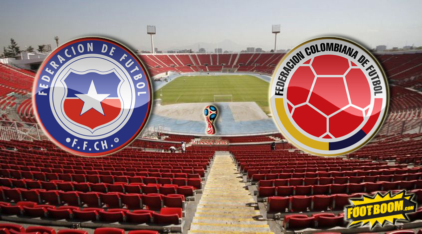 Отбор к ЧМ-2018. Чили - Колумбия. Анонс и прогноз матча