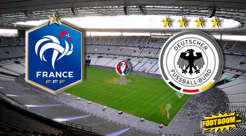 матч франция или германия прогноз