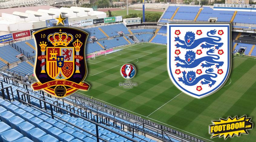 Испания - Англия: букмекеры верят в победу хозяев