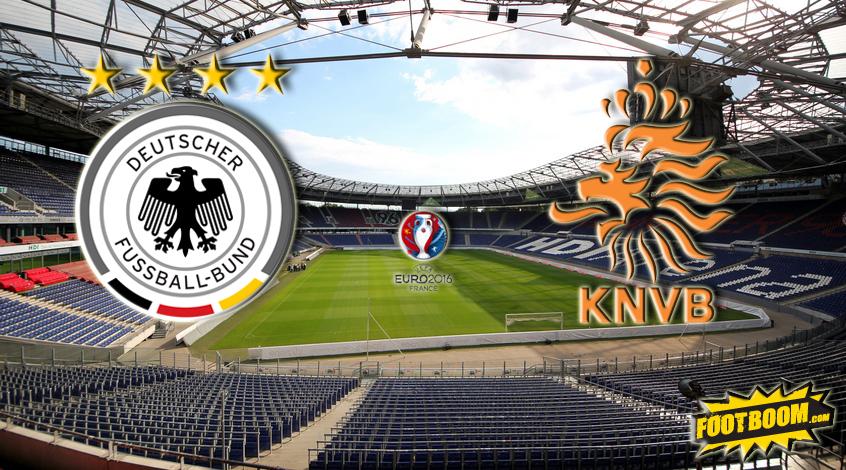 Товарищеский матч. Германия - Голландия. Анонс и прогноз матча