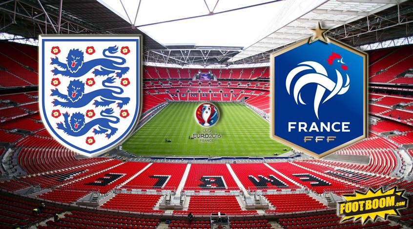 Англия - Франция. Анонс и прогноз матча