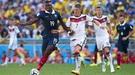 Франция - Германия 2:0. Победа на фоне трагедии