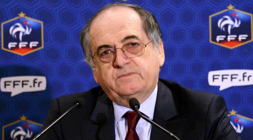 """Президент федерации футбола Франции: """"Дидье Дешам будет работать в сборной до 2020 года"""""""
