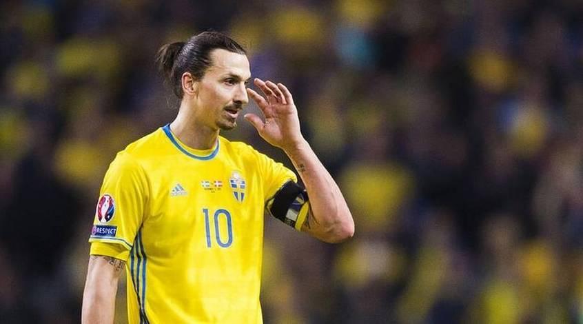 1xbet: коэффициент 1,95 на гол Ибрагимовича в ворота сборной Уэльса