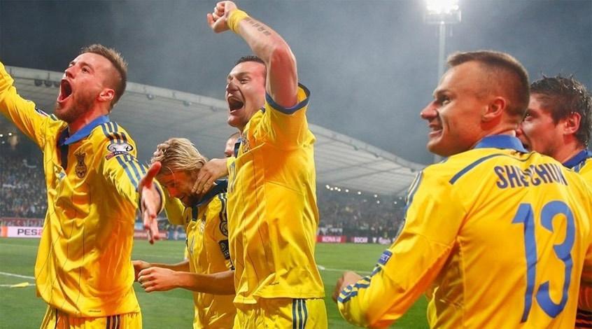 Марафон: коэффициент 1,46 на победу сборной Украины в матче с Кипром