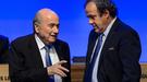 Официально: ФИФА подала иски против Блаттера и Платини