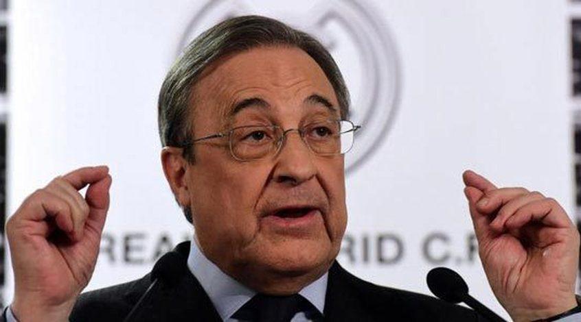 "Флорентино Перес: ""Реалу"" не продали Левандовски, Погба, и Мбаппе не продадут"""