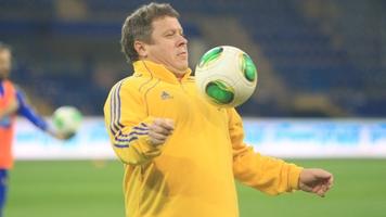 Украинские футбольные легенды сыграют в Горишних Плавнях