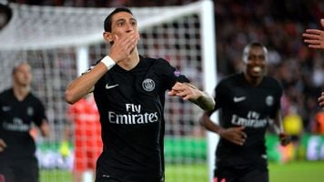 Анхель Ди Мария стал автором гола недели в Лиге чемпионов (Видео)