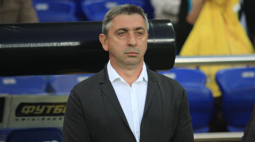 """Олександр Севидов: """"Сподіваюся, що наші хлопці залишаться до кінця професіоналами"""""""