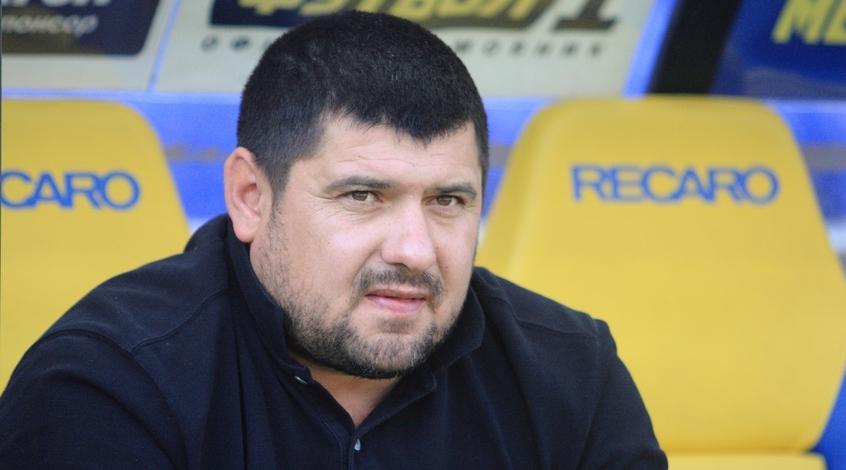 """Володимир Мазяр: """"Не був би я тренером, то за таке можна було б дати по морді"""""""