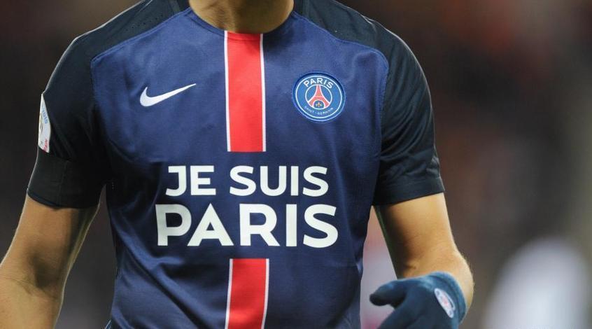 Звезды мирового футбола снялись в клипе памяти жертвам французских терактов (Видео)