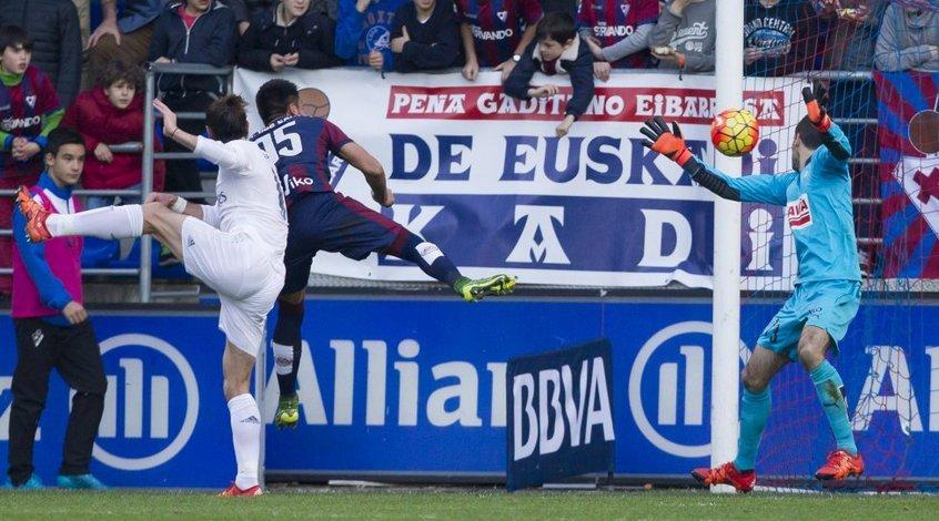 """Эйбар"" - ""Реал"" 0:2. Банальные стандарты"