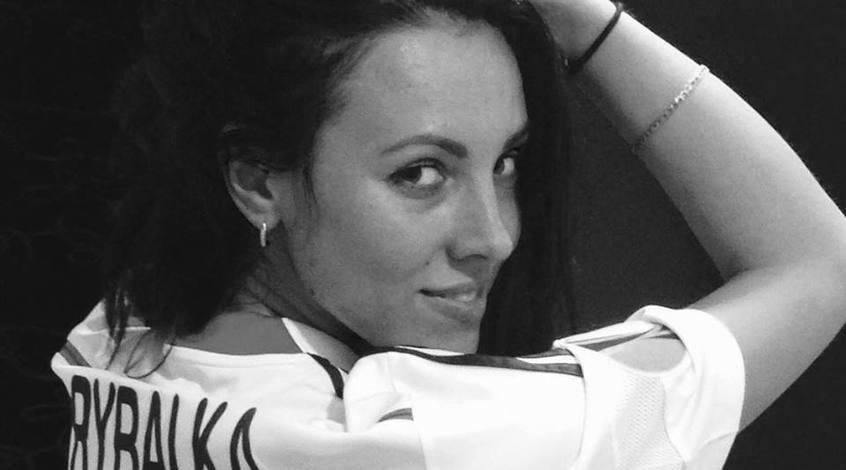 Сестра футболиста сборной Украины стала харьковским копом (Фото)