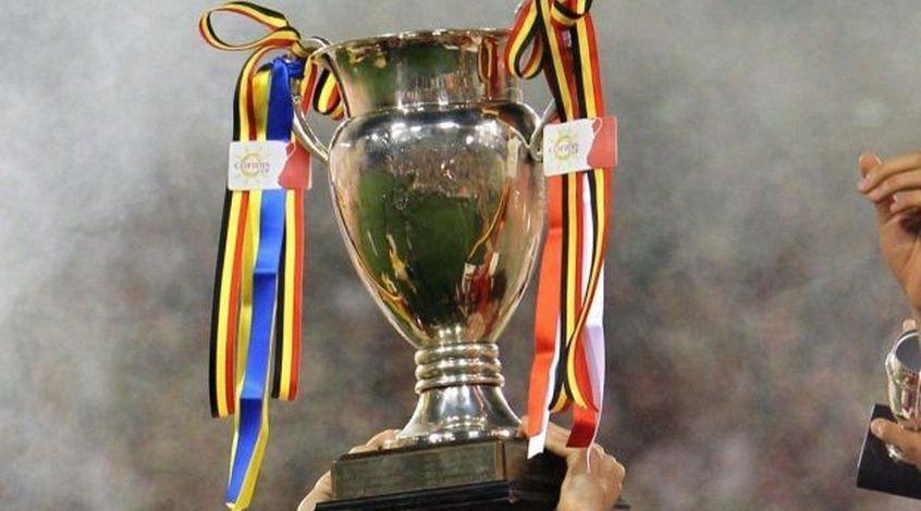 Болеем за Руслана Малиновского в полуфинале кубка Бельгии