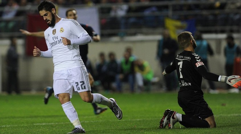 """""""Реал"""": Иско вывихнул лодыжку"""