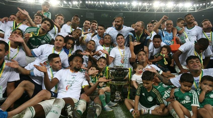 """""""Палмейрас"""" - """"Сан-Паулу"""": возьмут ли реванш """"зелено-белые""""?"""