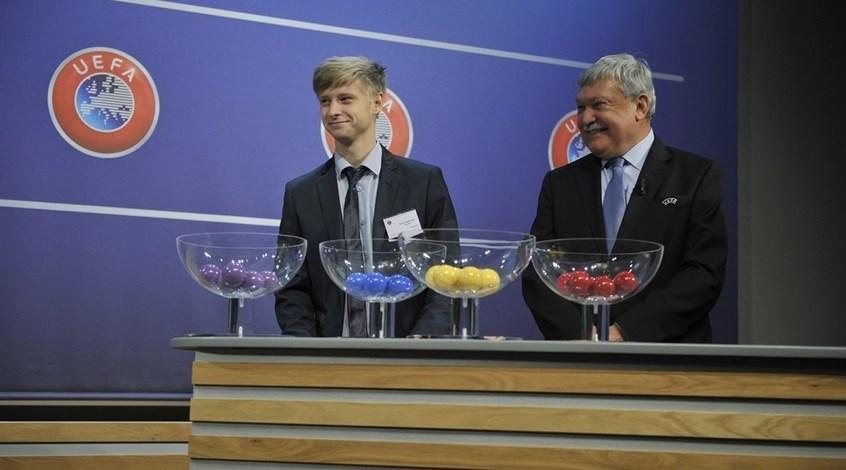 Павел Лукьянчук: в Юношеской Лиге УЕФА ты можешь сделать себе имя в Европе