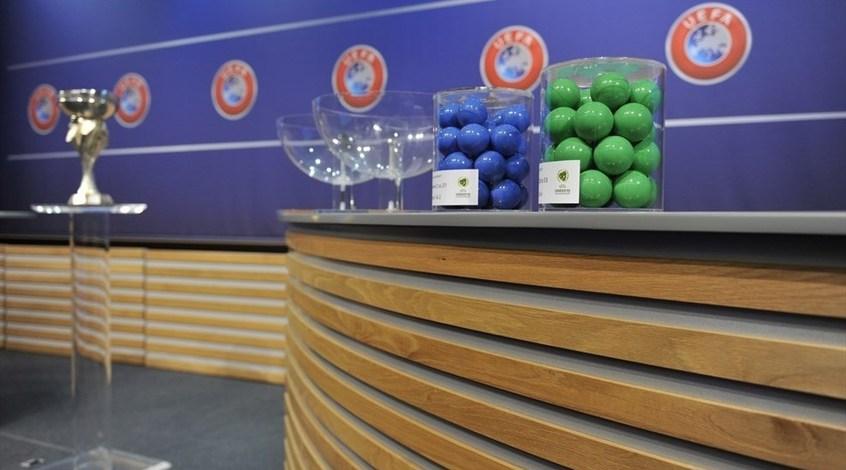 Состоялась жеребьевка финальной стадии Евро-2017 среди молодежи