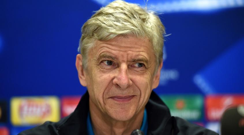 Арсен Венгер: надеюсь, в матче с ПСЖ команды покажут открытый футбол