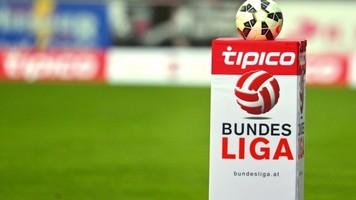 Матч за первое место в австрийской бундеслиге!