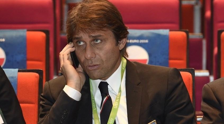 """Антонио Конте: """"В следующем году мы должны участвовать в Лиге Чемпионов"""""""