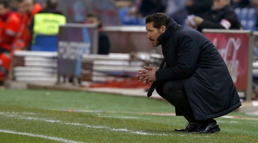 УЕФА оставил в силе дисквалификацию Диего Симеоне в еврокубках