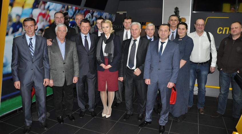 """ООО """"Пари-Матч"""" и студенты столицы теперь в одной команде (+Фото)"""