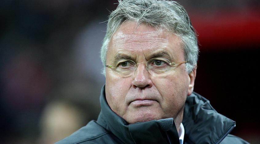 """Гус Хиддинк исключил вероятность продления контракта с """"Челси"""""""