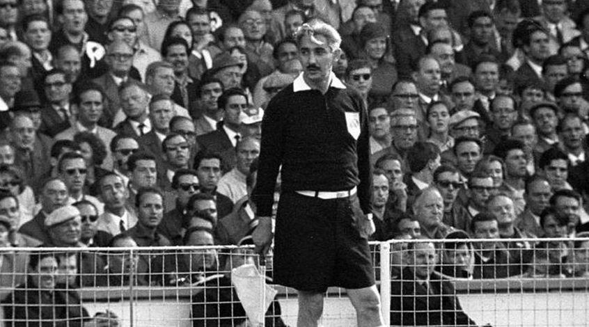 Sky Sports: Тофик Бахрамов был прав, засчитав гол Джеффри Херста в финале ЧМ-1966 (Фото)