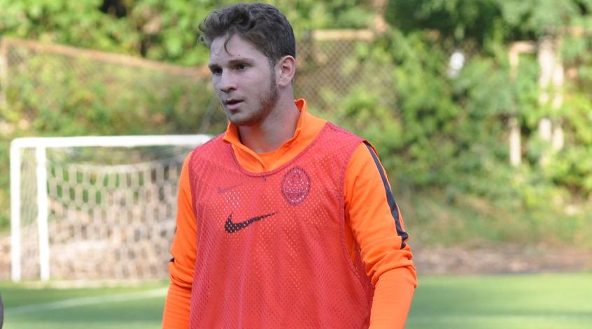 """Гиорги Арабидзе: """"Счастлив, что удалось забить два мяча"""""""