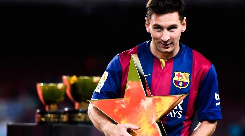 """""""Барселона"""" готова предложить Месси 89 миллионов евро за продление контракта"""