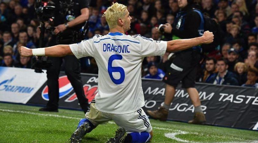 """Александар Драгович: """"Моя цель - перебраться летом в один из ведущих чемпионатов Европы"""""""