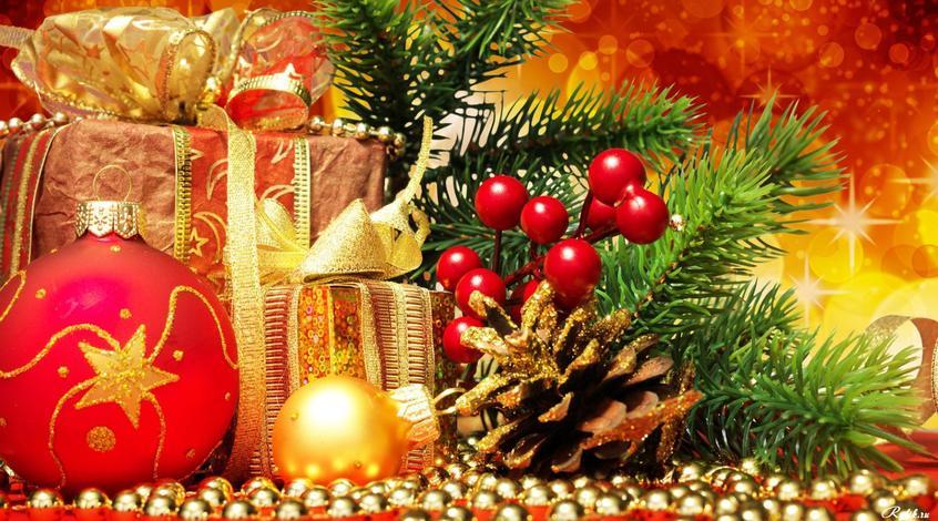 Новогодние поздравления от редакции FootBoom.com