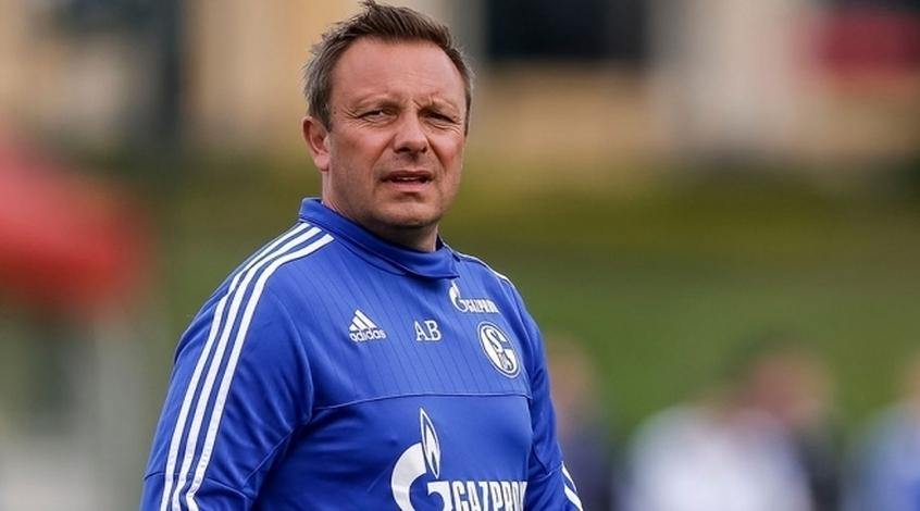 """Тренер """"Шальке"""": """"Беланда может играть на позиции атакующего полузащитника как в центре, так и на флангах"""""""