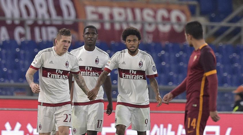 Издание Repubblica назвало Луиса Адриано худшим игроком Серии А